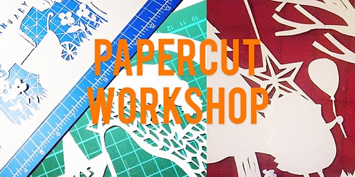 Papercut Christmas Workshop