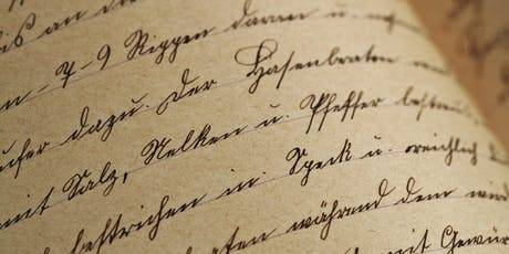Handwriting Analysis - How to Interpret Graphic Expression tickets