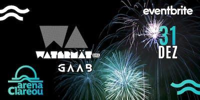 DJ Watermät + Gaab - Arena Clareou - Maresias 31.12
