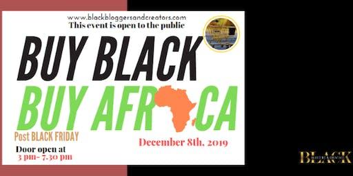 Buy Black, Buy Africa