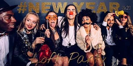 NEW YEAR LOFT PARTY billets