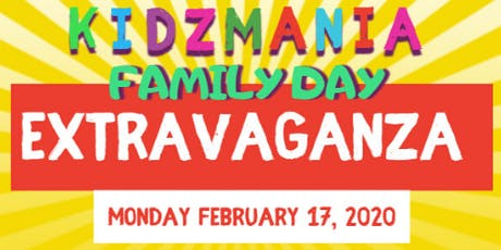 KidzMania Family Day 2020 tickets