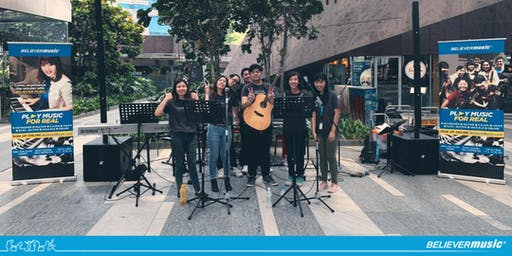 Believer Music Lunch Time Live Band