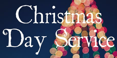 Christmas Day Service tickets