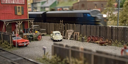 Life in Miniature: Turn a Train Set into a Train Layout Workshop at Cove Civic Centre