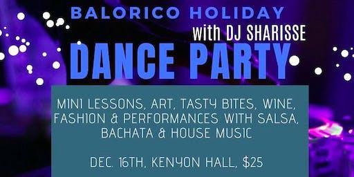 BALORICO Holiday Social 12/16