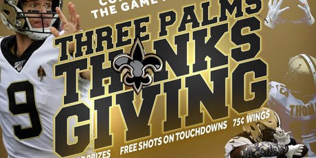 Saints vs. Falcons | Free Shot in TD tickets