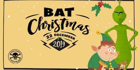 A BAT Christmas tickets
