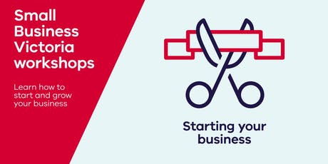 Starting your business: How to turn an idea into a business tickets