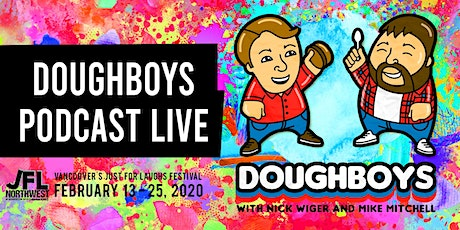 Doughboys Podcast Live tickets