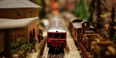 Life in Miniature: The History of Model Railroading at Cove Civic Centre tickets