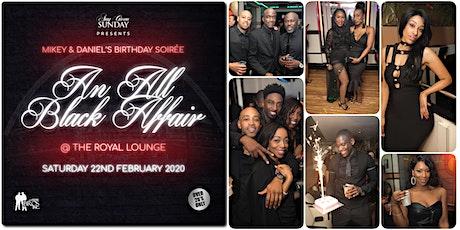 AGS Presents... An ALL BLACK Affair (Part VI) tickets