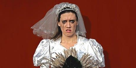 Nadia Collins: The Bride tickets