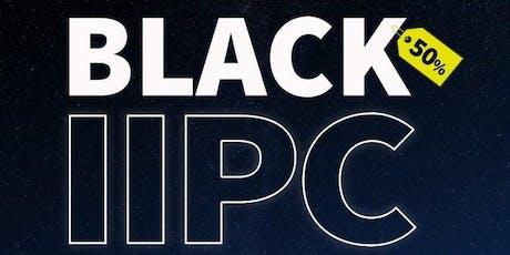 BLACK IIPC - Curso de Projeciologia (CIP) ingressos