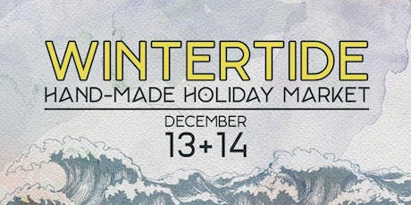 Wintertide Hand-Made Holiday Market tickets