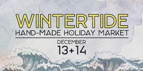 Wintertide Hand-Made Holiday Market tickets