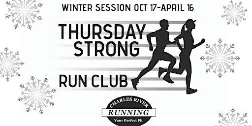Thursday Strong Run Club Winter 2019-20