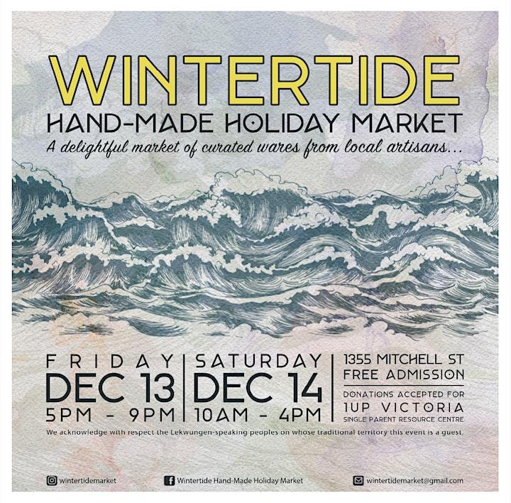 Wintertide Hand-Made Holiday Market image