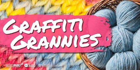 Graffiti Grannies - Hervey Bay Library tickets