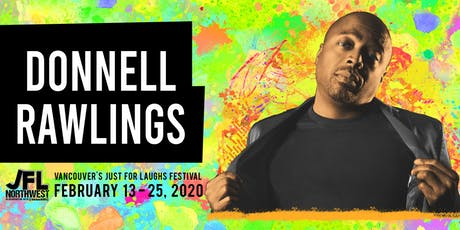 Donnell Rawlings: 2Soon tickets