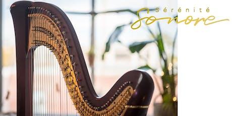 Musique de Ludovico Einaudi  - Annabelle Renzo, harpe billets