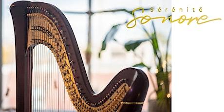 Musique de Ludovico Einaudi  - Annabelle Renzo, harpe tickets