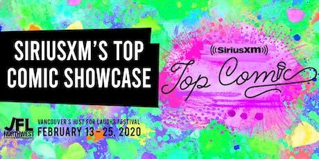 SiriusXM's Top Comic Showcase tickets