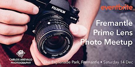 Fremantle Prime Lens Photo Meetup tickets