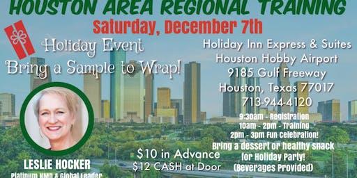 Houston Area Regional Training