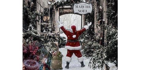 Venez faire une photo avec le Père Noël! billets