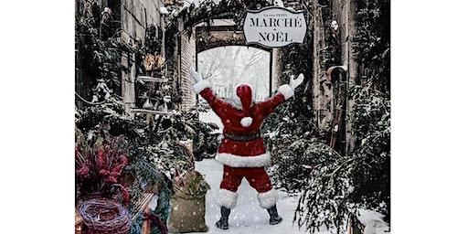 Venez faire une photo avec le Père Noël!