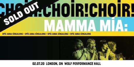 Wolf Hall Presents: Choir! Choir! Choir! tickets