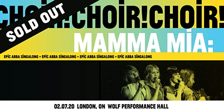Wolf Hall Presents: Choir! Choir! Choir! tickets