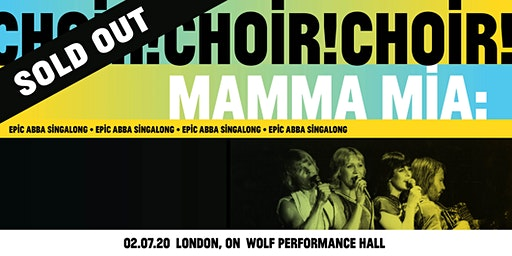 Wolf Hall Presents: Choir! Choir! Choir!