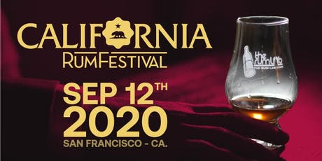 California Rum Festival 2020 tickets