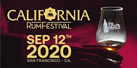 California Rum Festival 2020 tickets