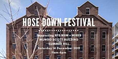 Hose Down Festival tickets