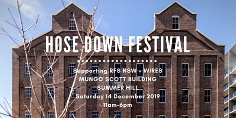 Hose Down Festival tickets