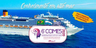 CCIMES 2020 - Congresso Internacional de Micropigmentação, Estética e Saúde