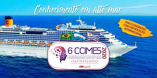 6ºCCIMES 2020 -Congresso Científico Internacional de Micro, Estética, Saúde