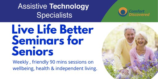 Live Life Better Seminars