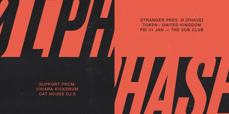 stranger with Ø [Phase] tickets