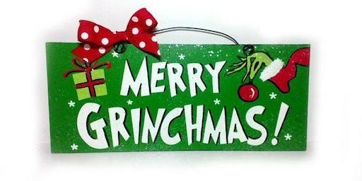 Merry Grinchmas Market