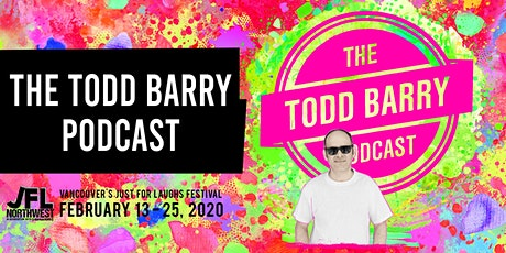 The Todd Barry Podcast tickets