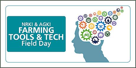 NRKI & AGKI Farming Tools and Tech Field Day Stall Holder Tickets tickets