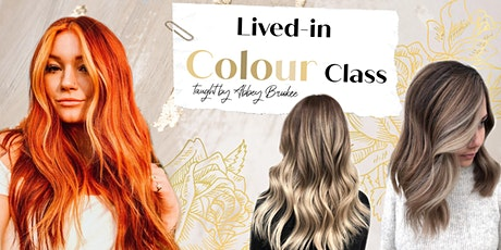 Lived-in Colour Class - Look & Learn - tickets