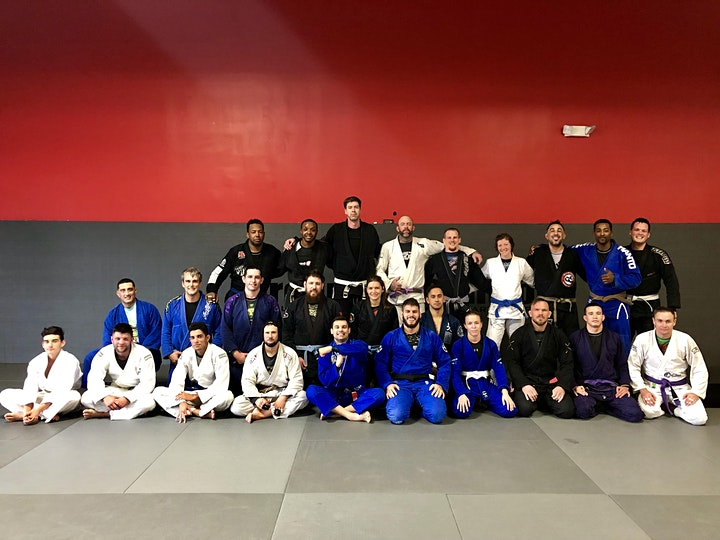 Art & Jiu Jitsu, Building A Community image