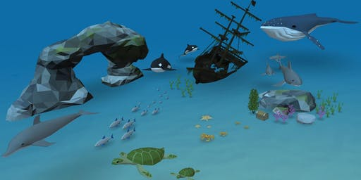 Reef 3D & VR workshop