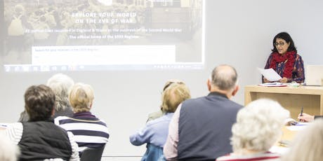 Launch into Library Research: Family History Insights tickets