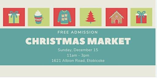 Free Admission - Christmas Market